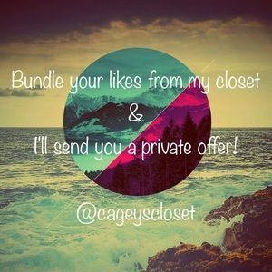 Other - Private Bundle Offers!